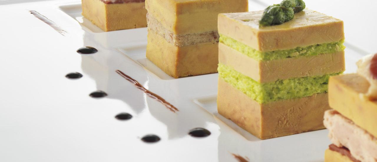 foie gras amuse bouche