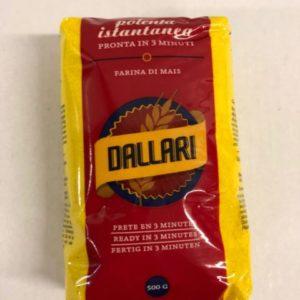 polenta instantanée dallari