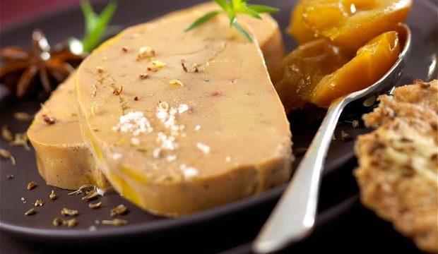 foie gras fleur de sel