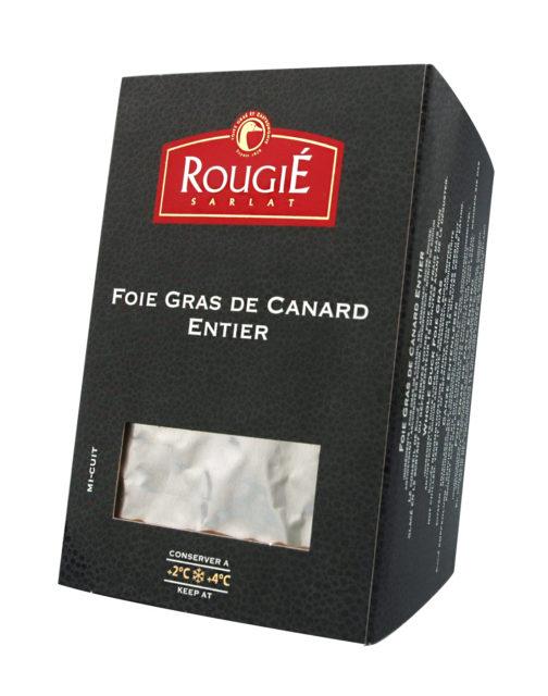 foie gras canard entier 500g rougié