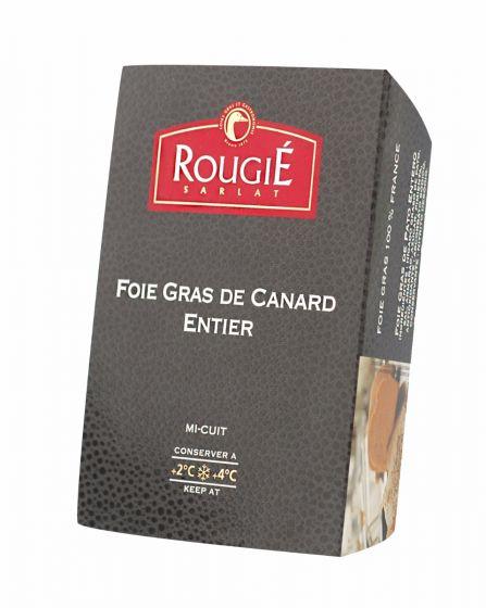foie gras de canard entier 180g rougié