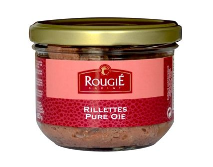 rilletes pure oie Rougié