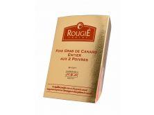 foie gras poivre champagne barquette de 180g