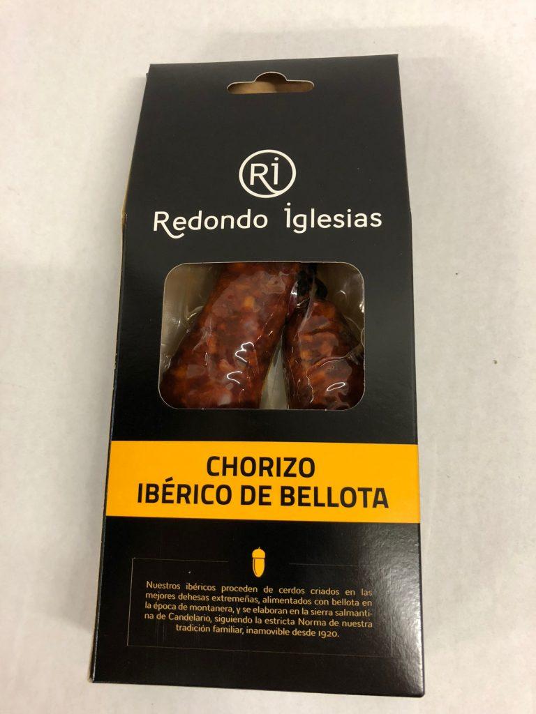 chorizo ibérico de bellota petit