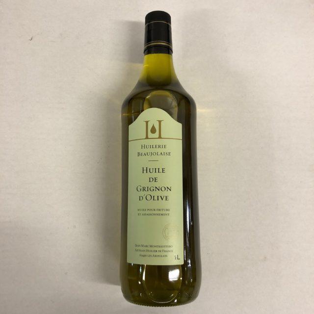 Huile d'olive cuisson de Grignon d'Olive Huilerie Beaujolaise