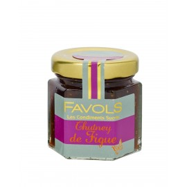 chutney de figue Favols 50g