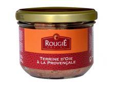 Terrine d'oie à la Provençale Rougié 180g