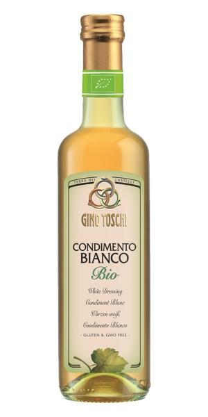 Vinaigre balsamique blanc Toschi Bio