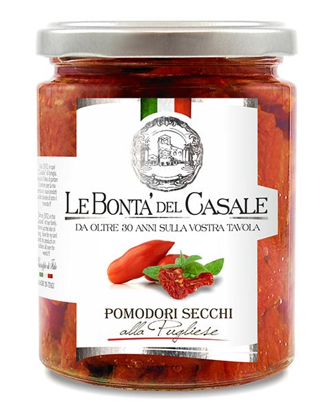 tomates séchées à l'huile antipasti 280g